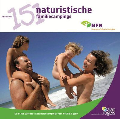 Naturistische familiecampings 2013