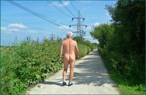 bloot-wandelen